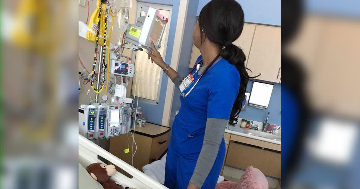 enfermera