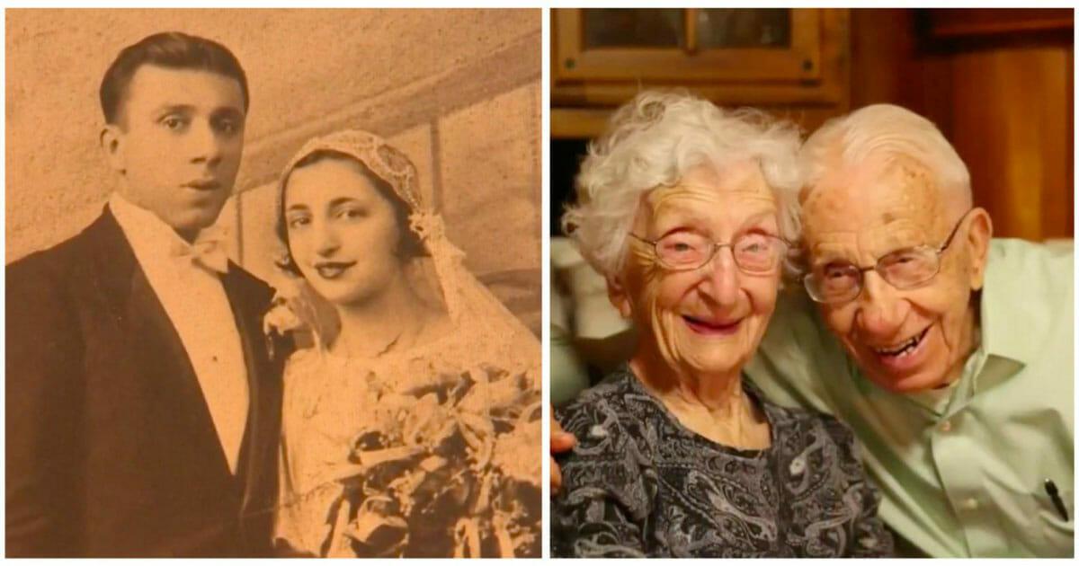 casados 85 años
