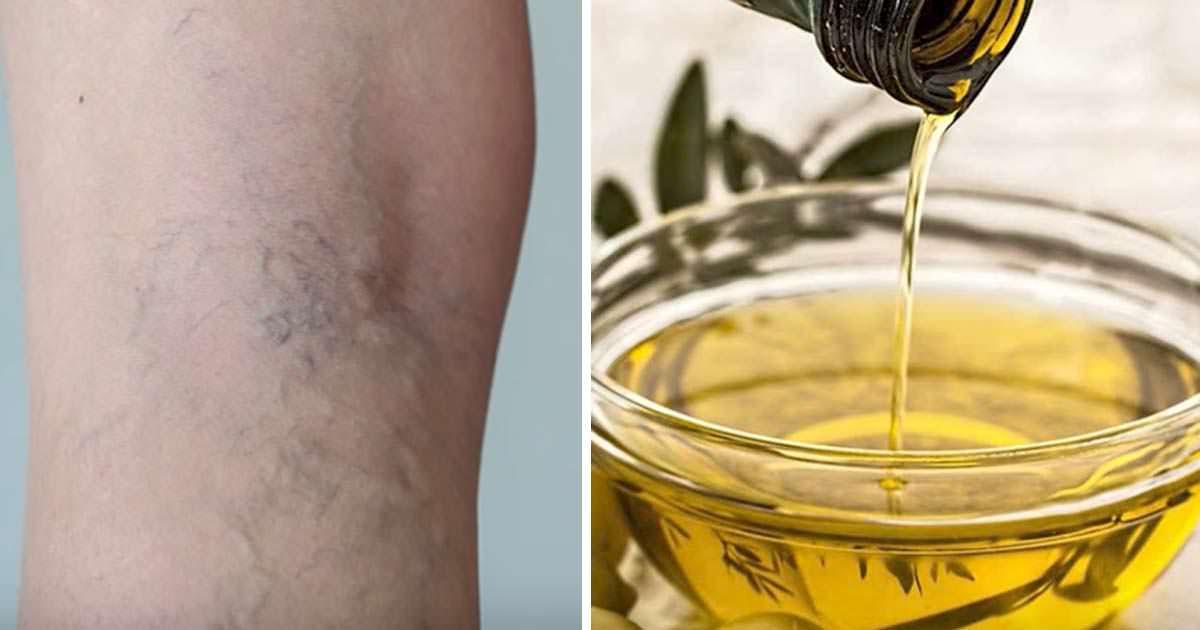 truco con aceite de oliva