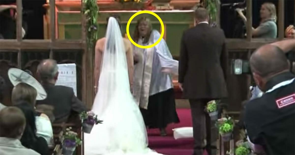 sorpresa en matrimonio