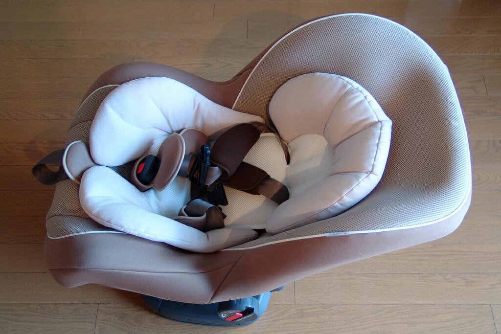 silla de auto para niños