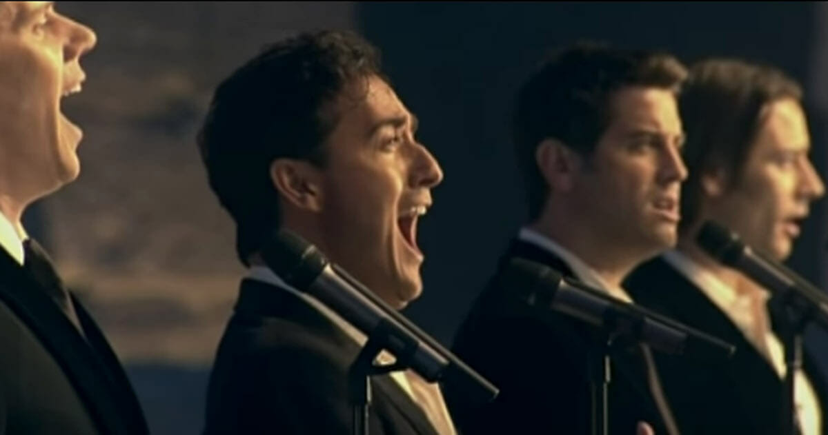 amazing grace, il divo