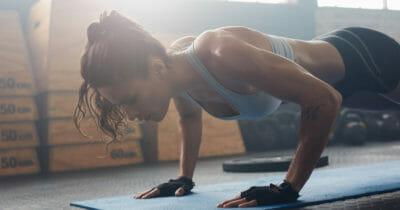 burpee, ejercicio, salud