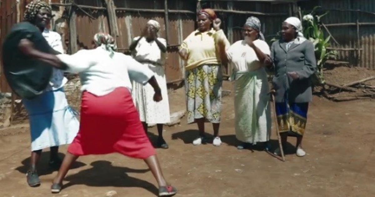 Meet The Kung-Fu Grannies Of Kenya Who Fight Off Rapists -2841