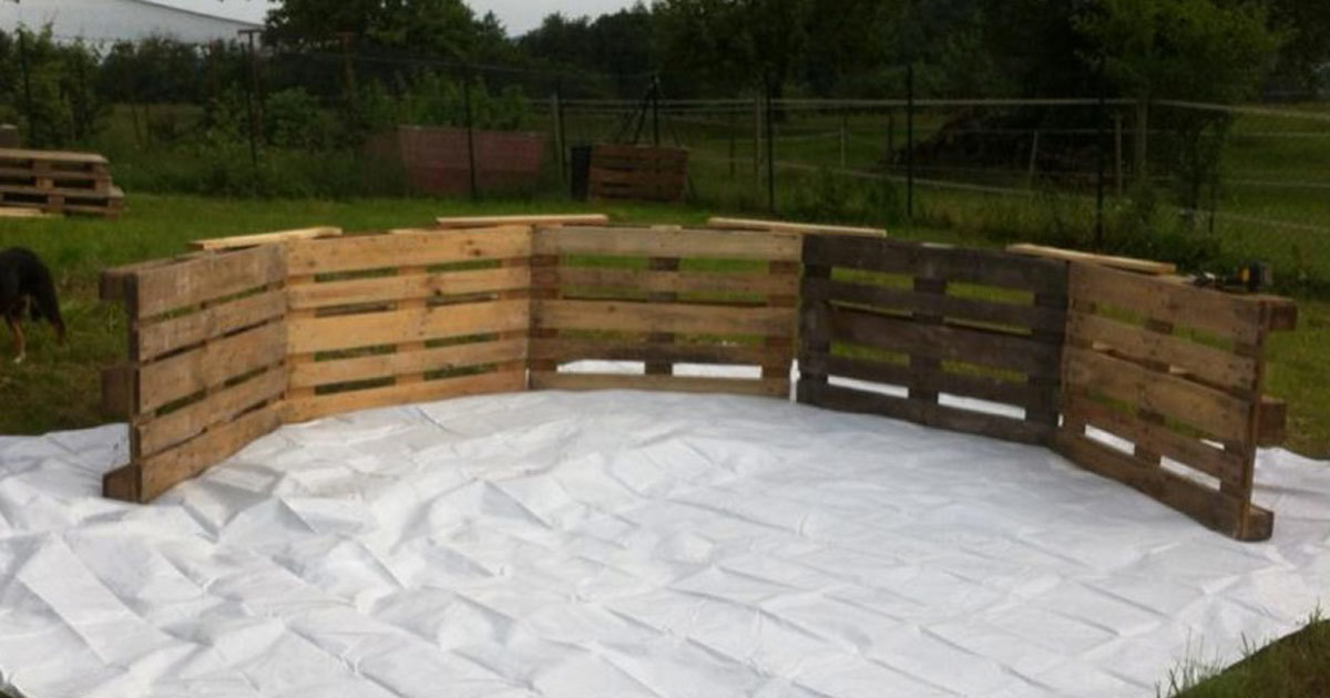 Easiest Way To Make A Stylish Swimming Pool In Your Backyard ...