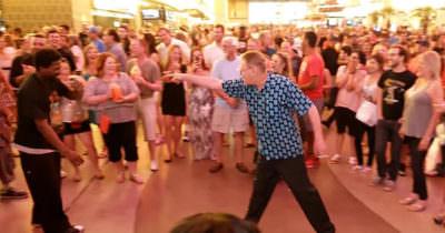 grandpa dance