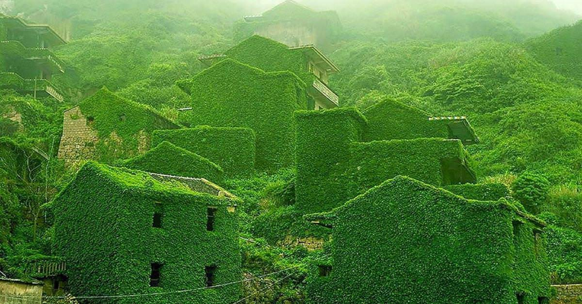 30 Amazing Pictures Of Abandoned Places Get Ready To Be Stunned