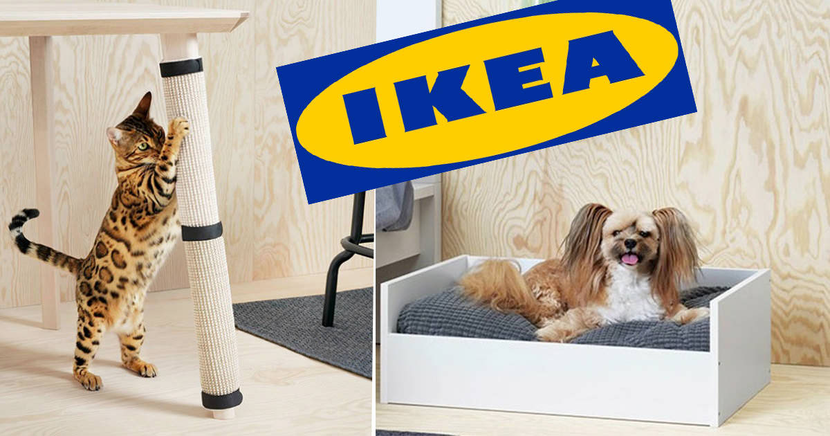 Ikea animals