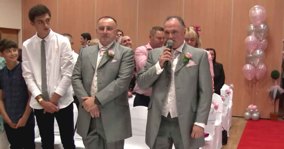 Elvis bröllop sång