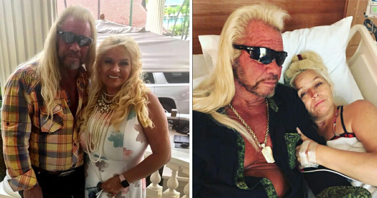 Dog The Bounty Hunter Shares Grim Update On Wife Beth S Cancer Battle