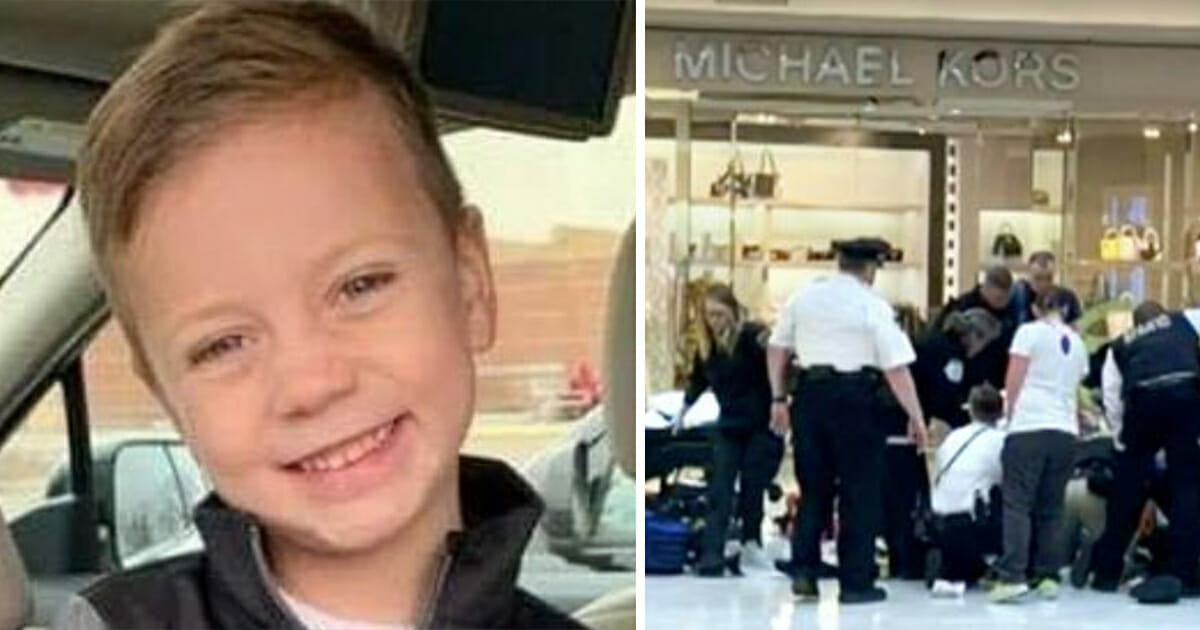 Boy Thrown From Mall Of America Balcony Shows No Signs Of