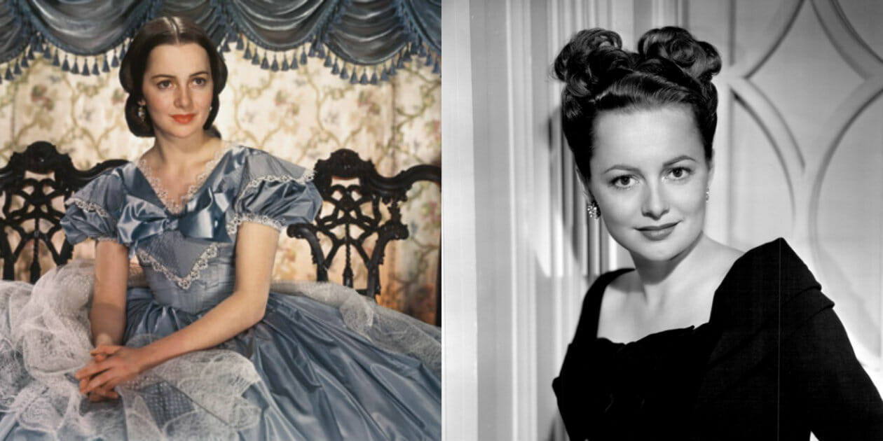 Gone with the Wind' star Olivia de Havilland is now 103 years old ...
