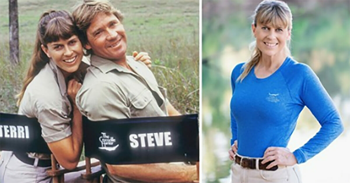 Terri Irwin Opens Up About Why She Hasn T Been Dating Since Steve S Death