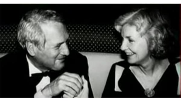 Joanne Woodward Paul Newman