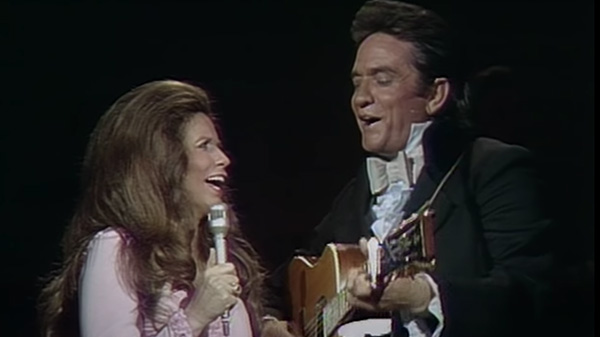 June Carter Johnny Cash