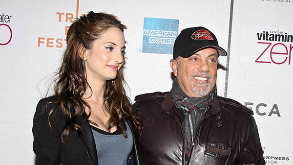 Billy Joel Alexa Ray Joel