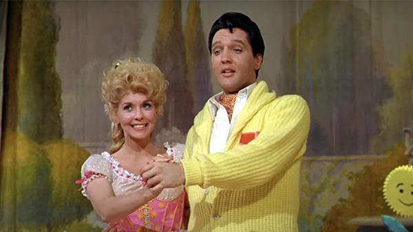 Donna Douglas Elvis Presley