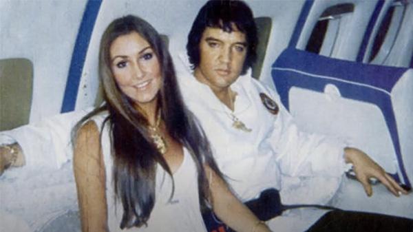 Elvis Presley Linda Thompson