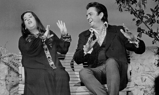 Mama Cass Johnny Cash