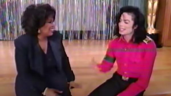 Oprah Winfrey Michael Jackson