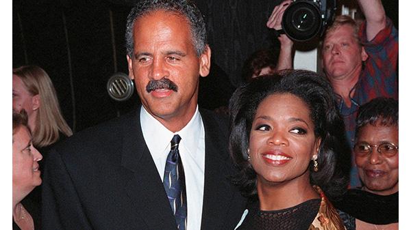Oprah Winfrey Stedman Graham