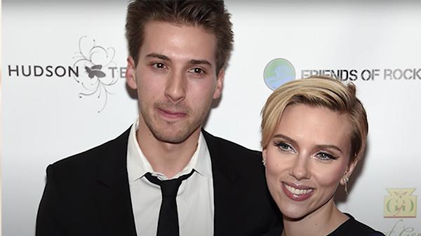 Hunter Scarlett Johansson