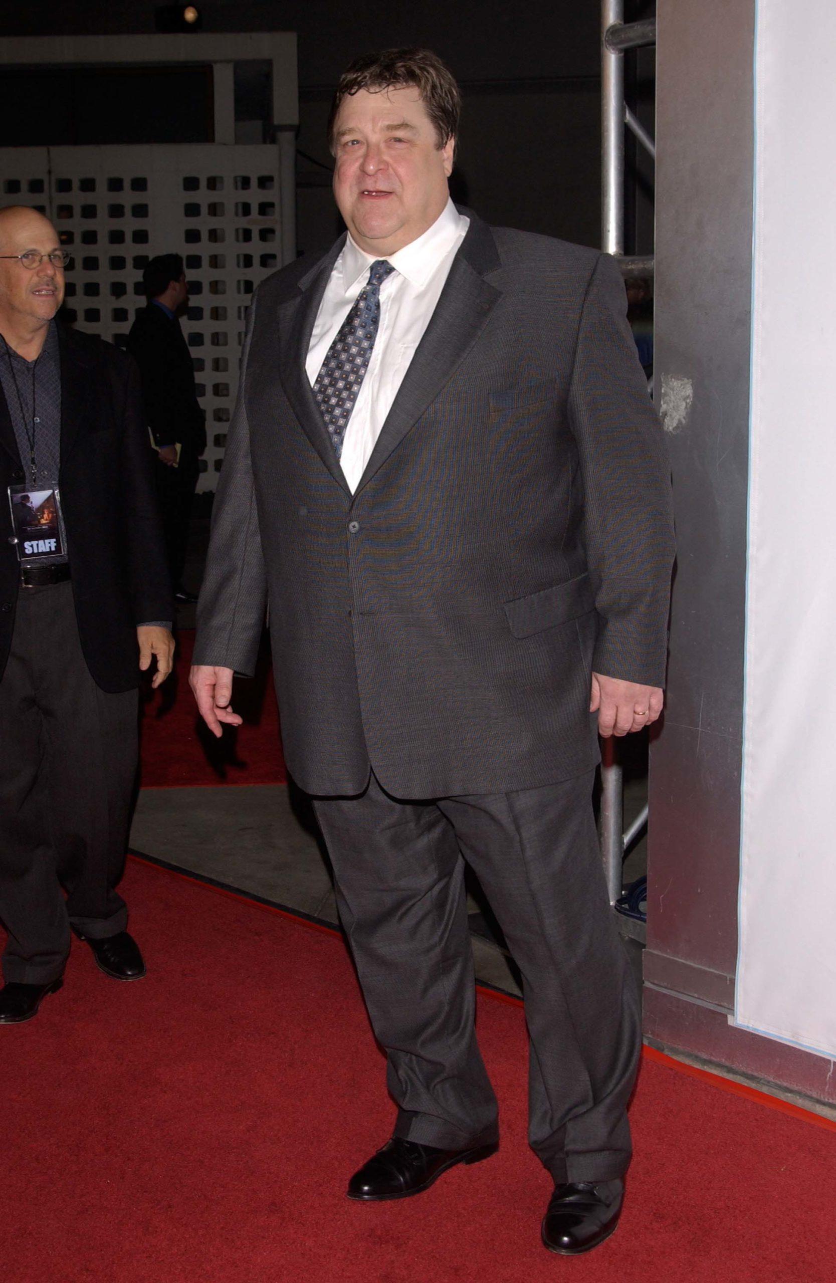 john goodman supliment de pierdere în greutate