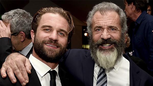Mel Gibson Milo Gibson
