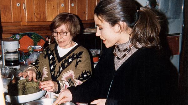 Rachael Ray, mother Elsa