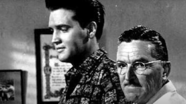 Howard McNear & Elvis