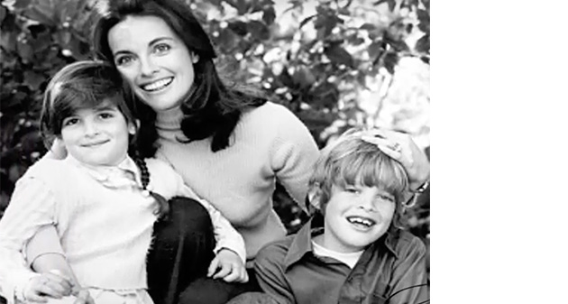 Linda Gray family