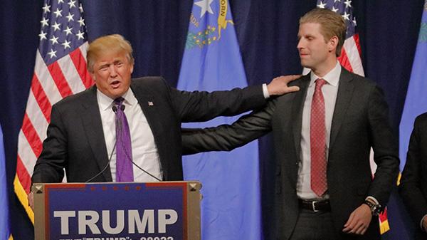 Donald Trump Eric Trump
