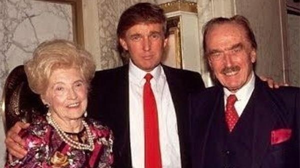 Fred Trump Donald Trump