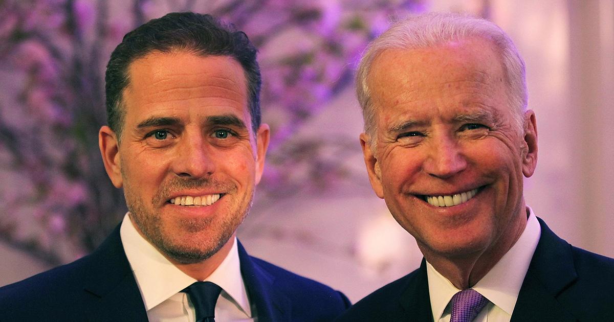 Joe Biden Hunter Biden