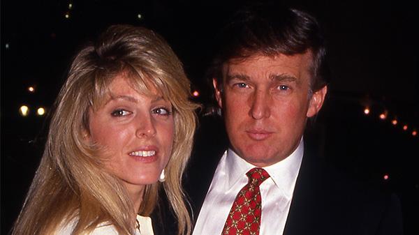 Marla Maples Donald Trump