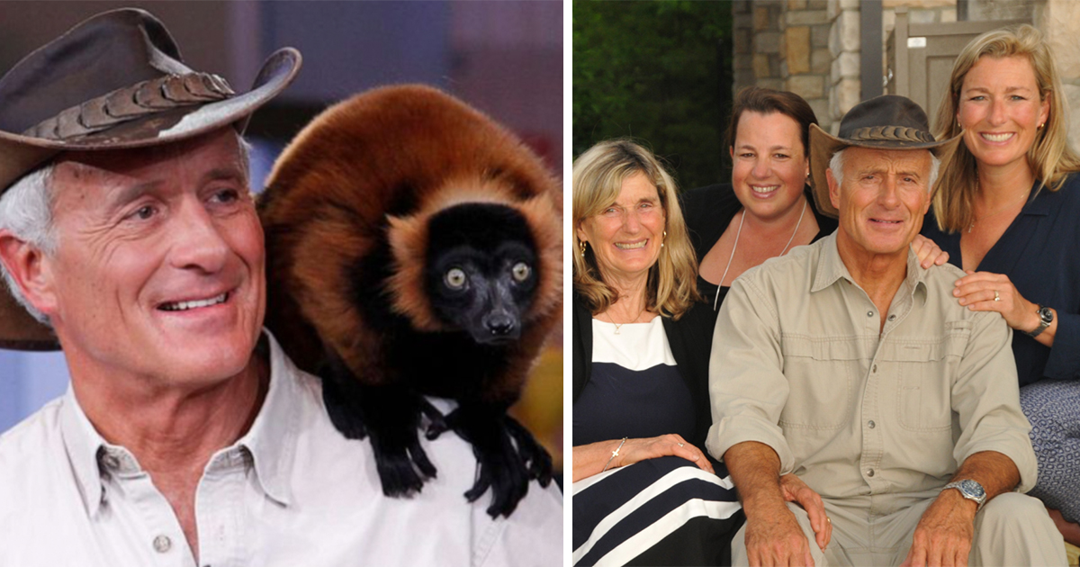 Jack Hanna's family confirm famous animal expert suffering ...