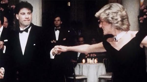 John Travolta Princess Diana