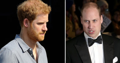 harry william