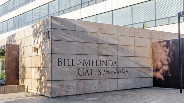 Bill Gates Melinda Gates Foundation