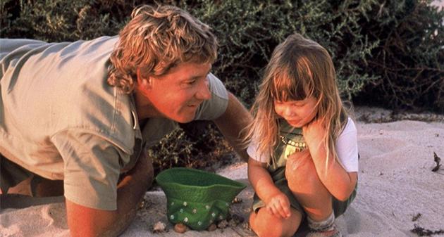 Steve Irwin Bindi Irwin