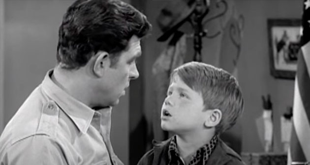 Ron Howard Andy Griffith