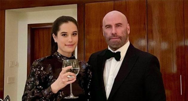 Ella Bleu Travolta John Travolta