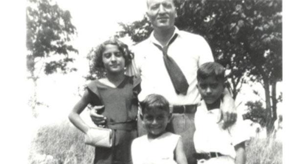 Tony Bennett family