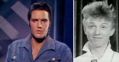 Tommy Steele, Elvis Presley