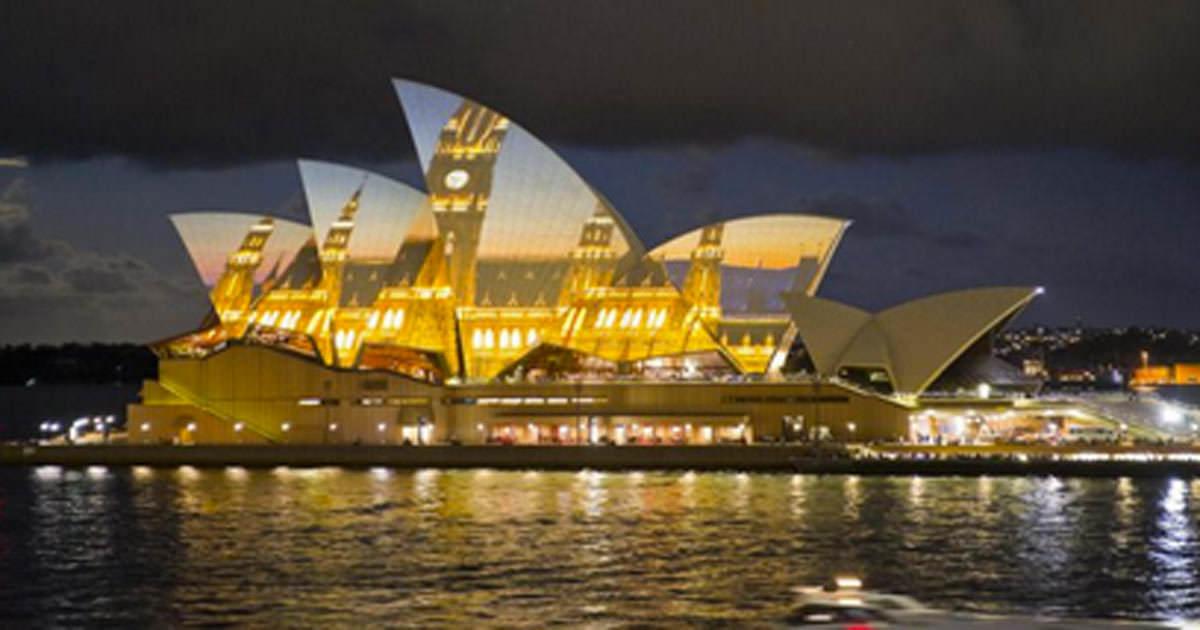 Vad Händer Om Australien Vinner Eurovision 2019