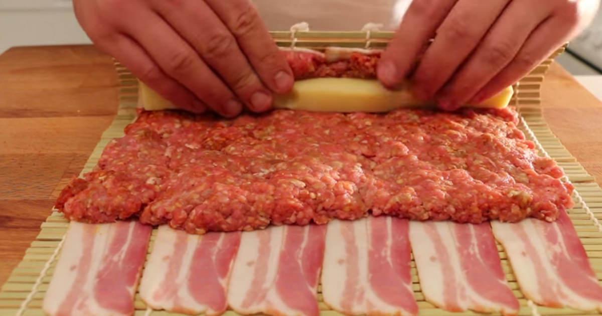 göra med köttfärs