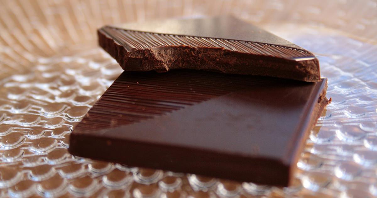choklad bra för hälsan
