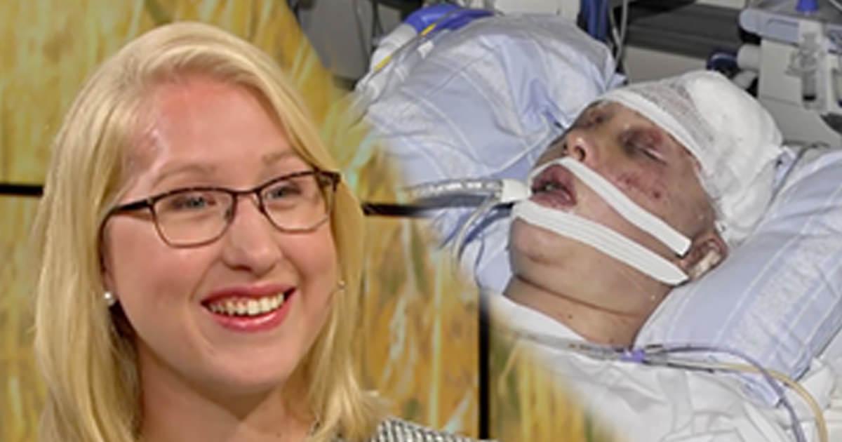 Emma lämnades att dö av pojkvännen – men hon tog sig