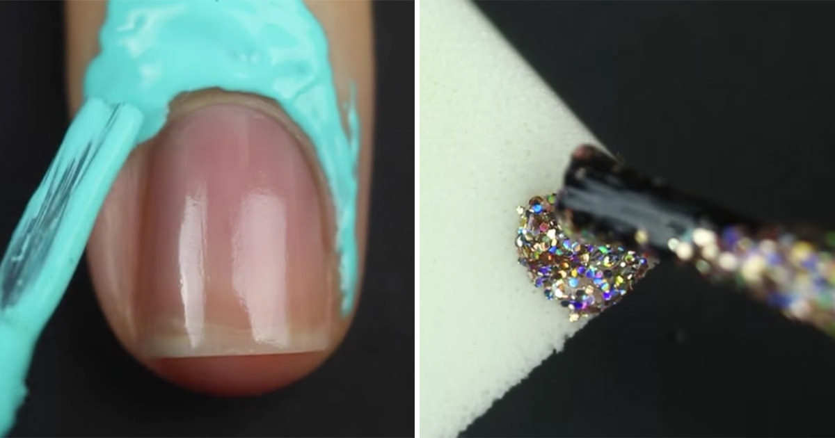 latex naglar