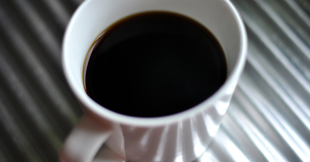 vad gör kaffe med kroppen